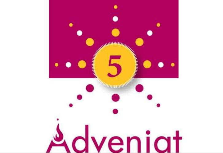 Bekijk de lustrumfoto's van Adveniat