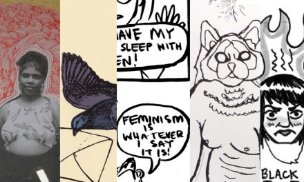 Kunst, discussie en meer bij Feminist Club in Amsterdam