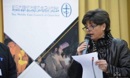 Kerken van het Midden-Oosten kiezen vrouw als secretaris