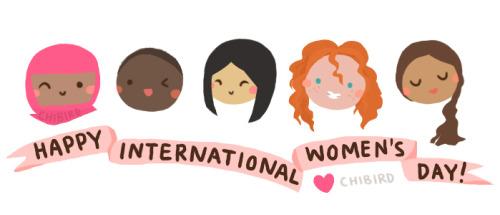 Vier Internationale Vrouwendag