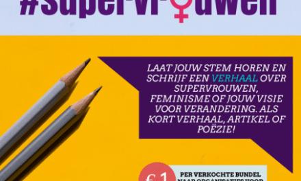 Doe mee met de internationale schrijfcampagne #supervrouwen