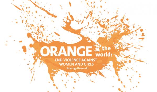 Orange the World 2018