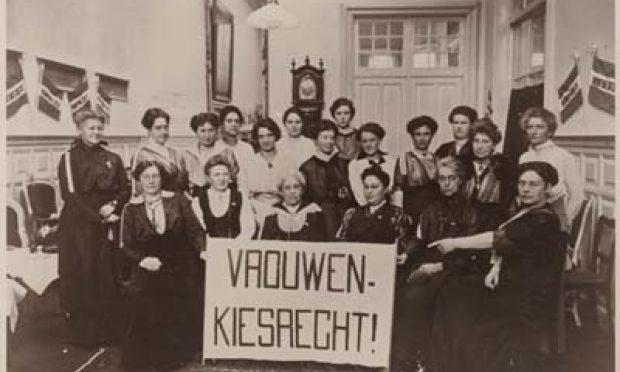 2019: het jaar van 100 jaar vrouwenkiesrecht