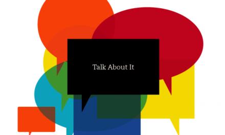 Weblog VPSG: Praat erover!