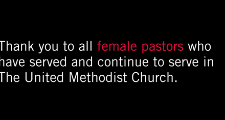 Video: Women in Ministry