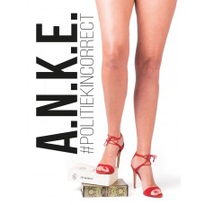 "Book presentation ""A.N.K.E. #PoliticallyIncorrect """