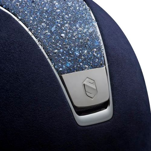 Samshield Crystal Medley Navy - Close Up