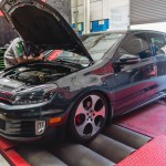 Volkswagen Golf Gti 2 0tfsi Ecu Removal For Bench Flashing