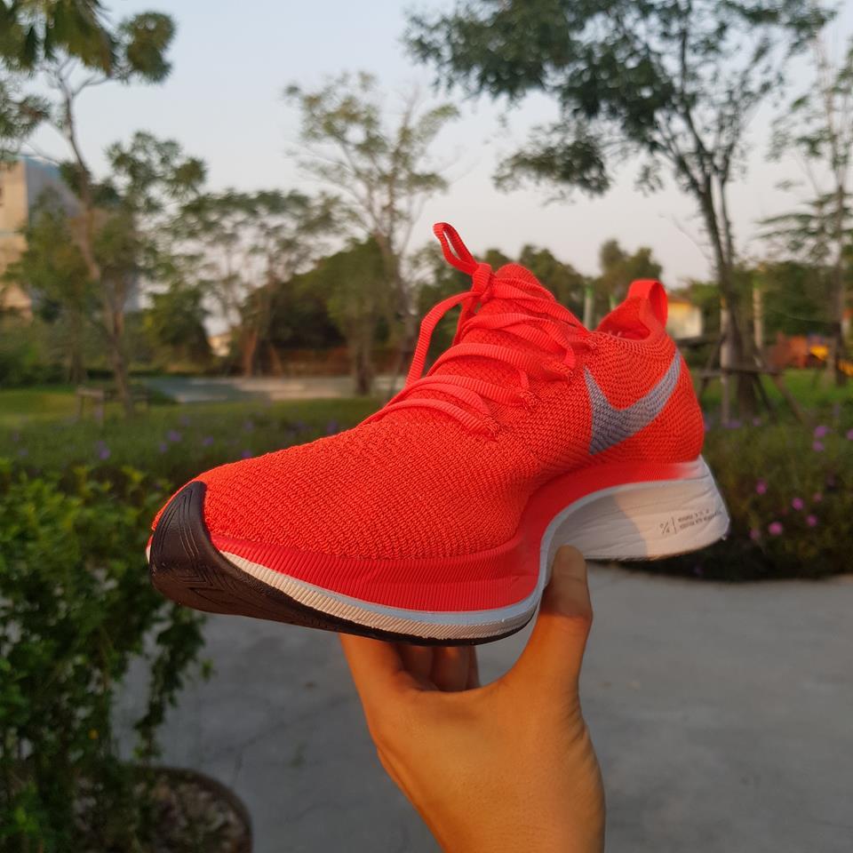 4 เหตุผลที่คุณไม่ควรซื้อ Nike Vaporfly Flyknit 4%