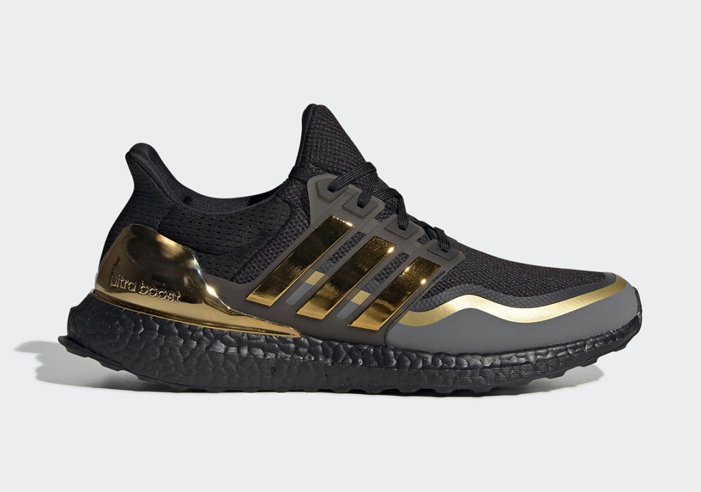 adidas UltraBoost Metallic Gold