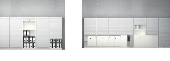 vs serie 800 armoire a rideau