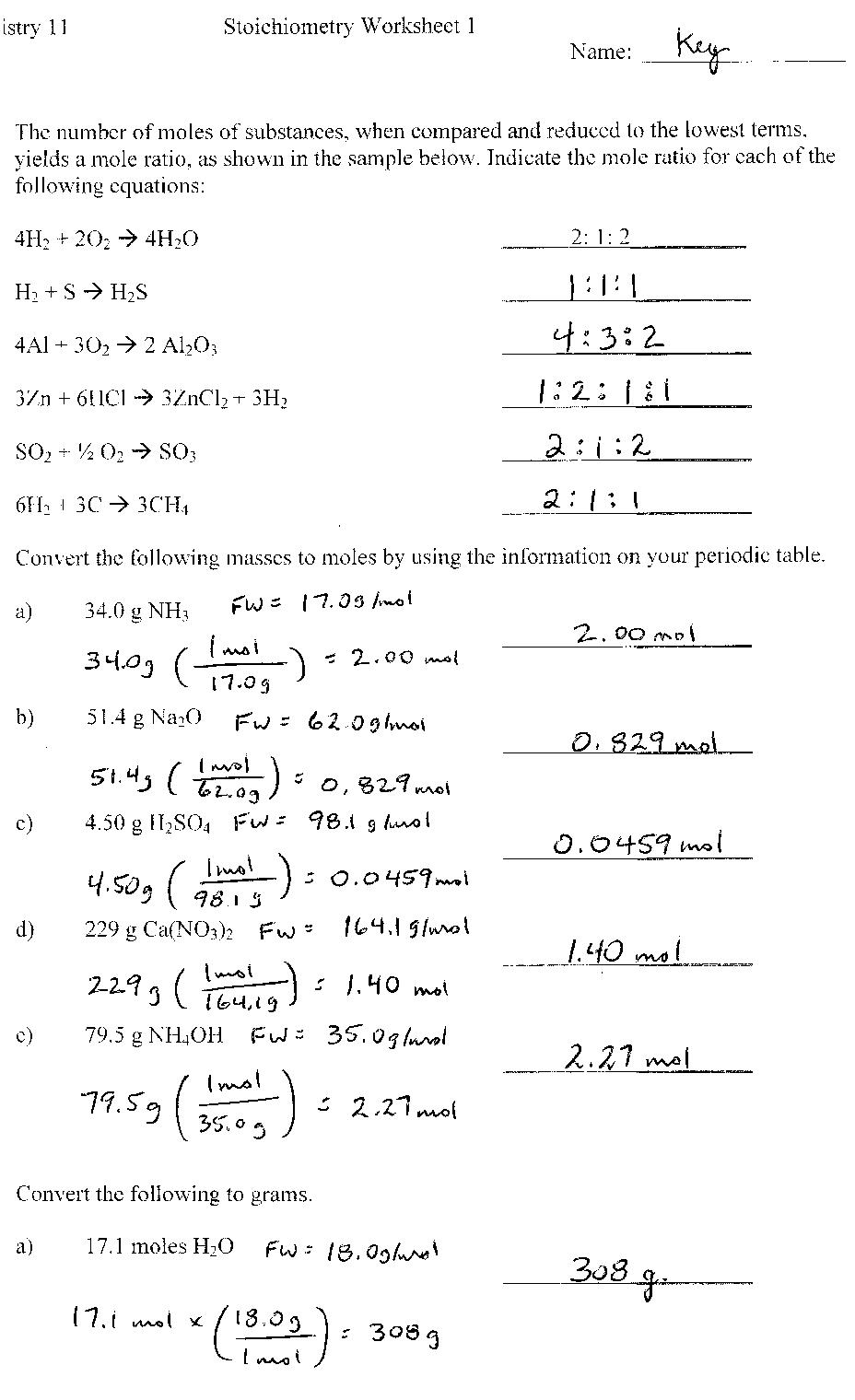 Chapter 10 Atomic Structure And The Periodic Table Answer ...