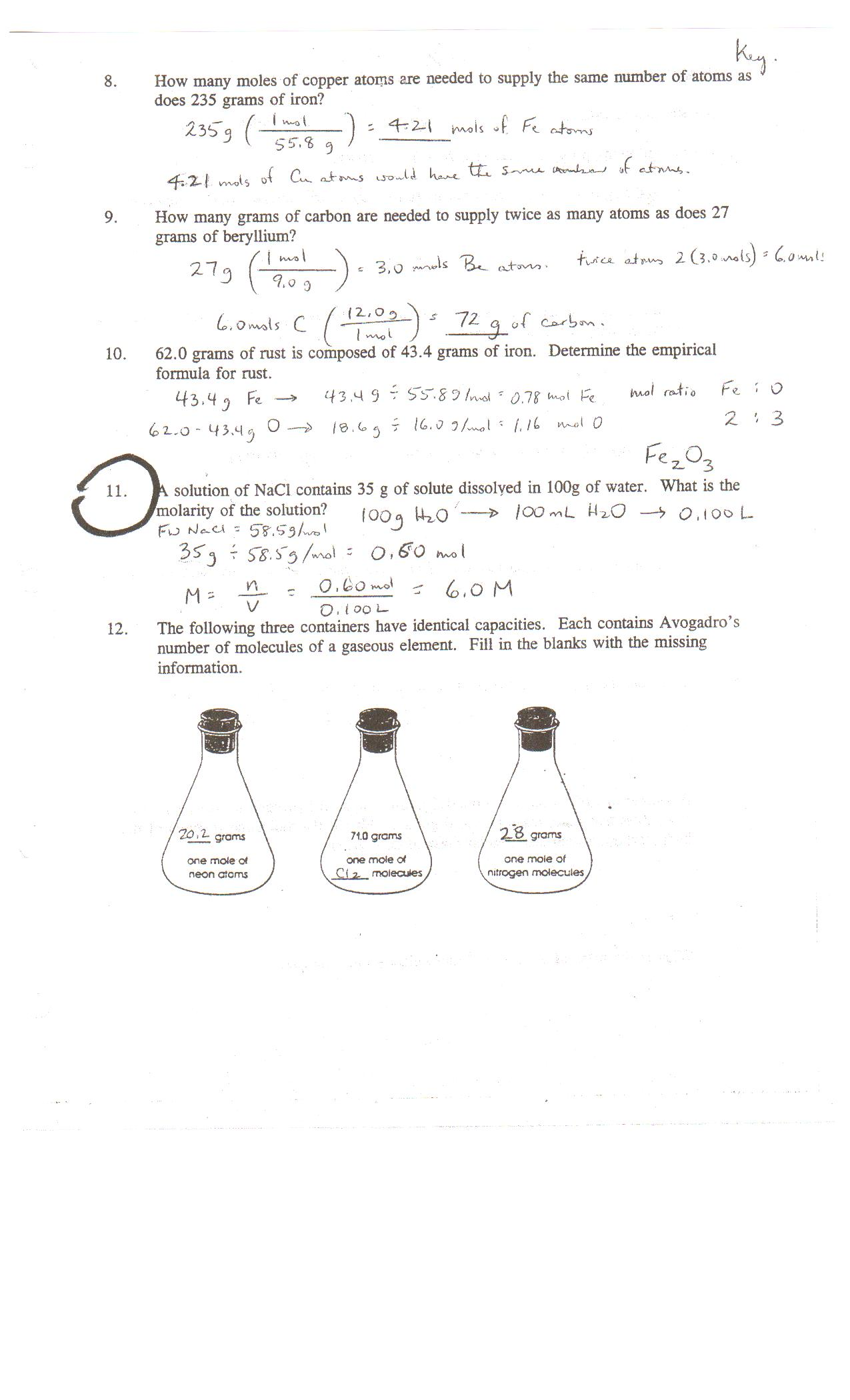 History Of The Atom Worksheet Answers