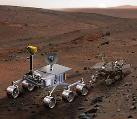 JPL Mars Rover Project   Valley Syncom Circuits