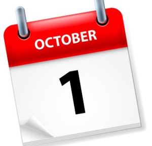 Oct 1