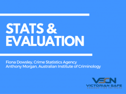Stats & evaluation