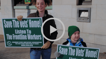 Why Vermonters Can Be Proud Of Our State's Sole Veterans' Home & Why It Should Never Be Privatized