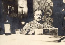 babička Herbstová