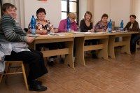 volební komise v obci Všestudy