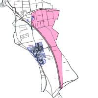 mapka: pískovna Všestudy