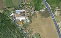 modré čáry označují místa, kudy speciální vůz projel a kde snímal fotografie pro Google Street View