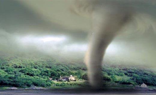 15.1 2005 ж. - Катрина дауылы Катрина 1800-ден астам американдықтардан өмір алып, АҚШ-тың тарихындағы дауыл экономикасы болды.