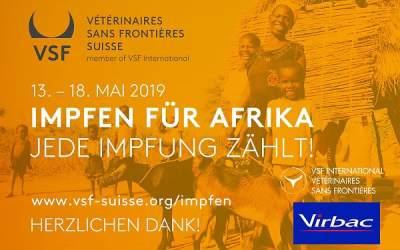 """""""Impfen für Afrika"""" 2019 – 80 angemeldete Praxen!"""