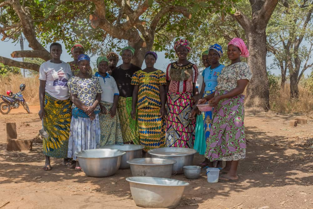 A women's cooperative on the move