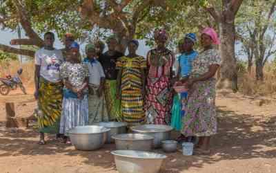 Eine Frauenkooperative auf Vormarsch