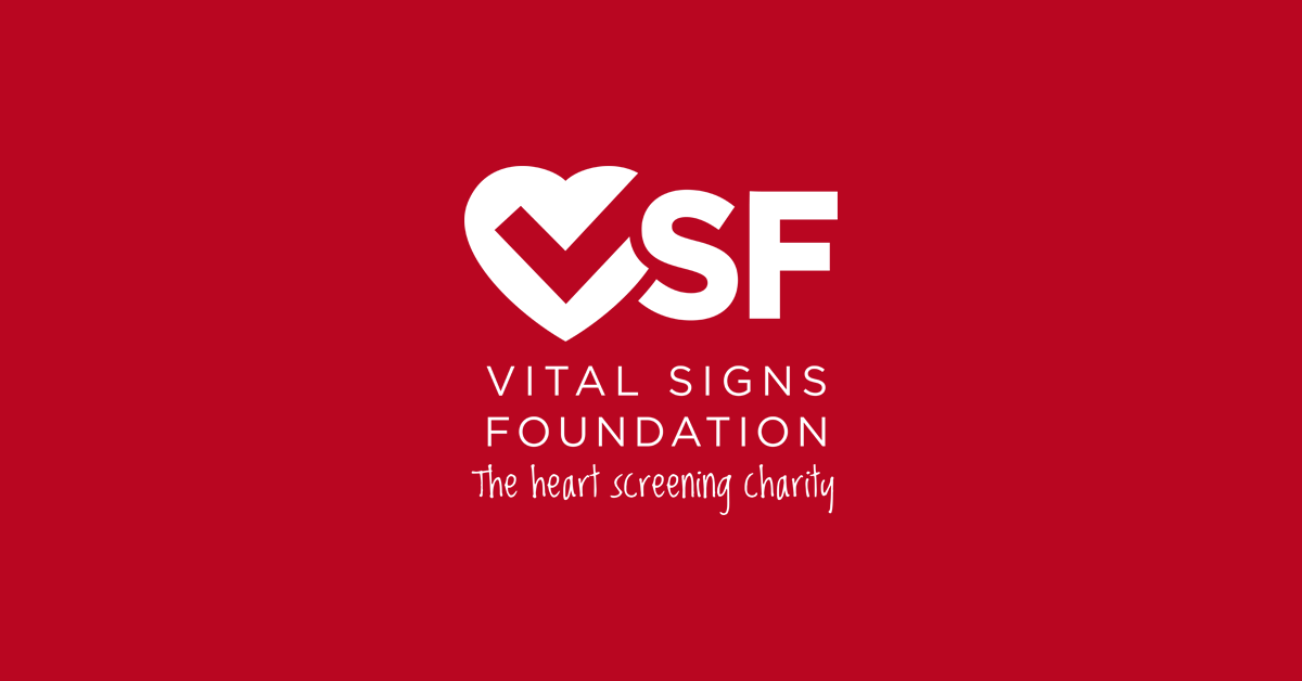 Vital Signs Foundation The Heart Screening Charity