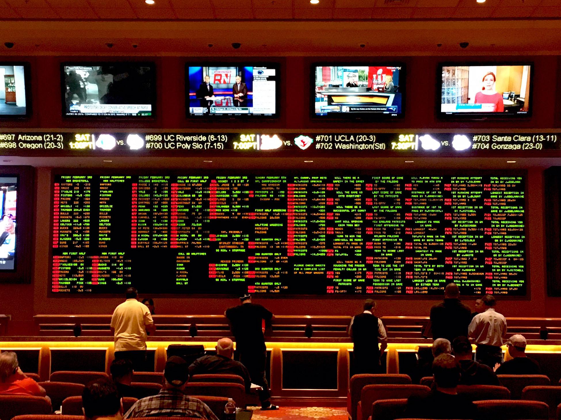 Super Bowl Odds | Vegas Stats & Information Network