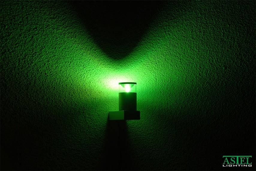 led outdoor wall lights are a creative