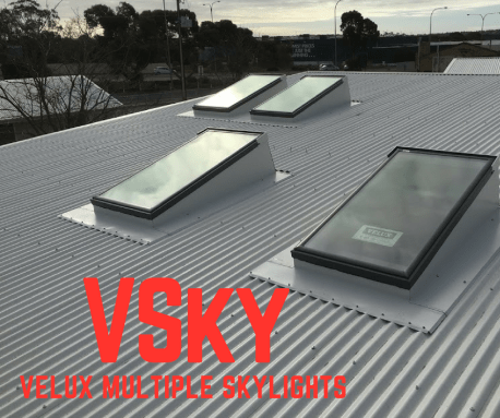 Multiple Skylights