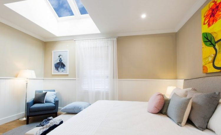 Get a Velux Skylight in your bedroom