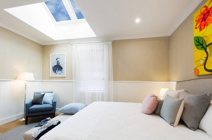 How about a Velux Skylight in your bedroom?