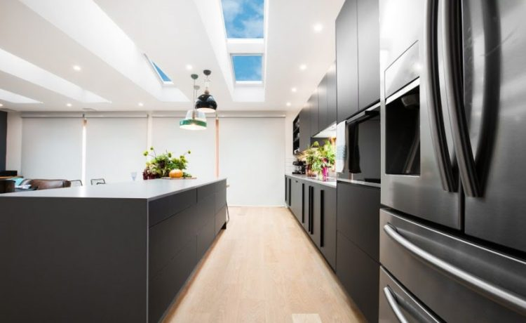 Velux Skylight in your kitchen