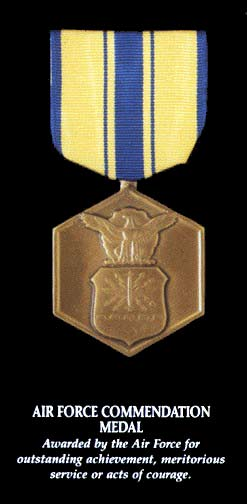 Air force awards and decorations abbreviations for Air force decoration writing