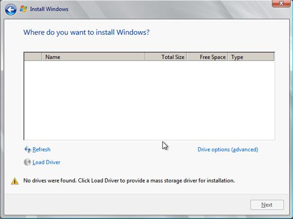 Virtual scsi device disk driver vmware disk