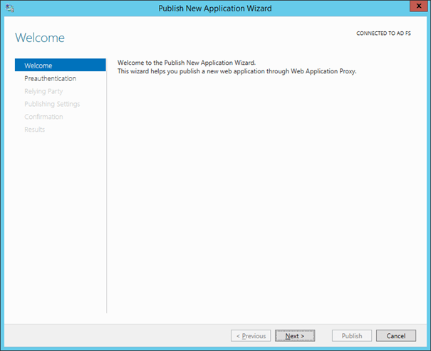 Server 2012 R2 : ADFS Proxy installation for server 2012 R2