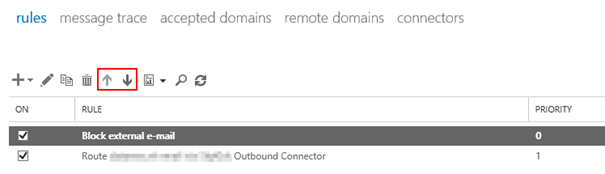 Solved] Office 365 : Block sending external e-mail, but allow