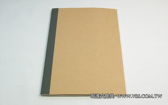 利用《無印良品 A5 筆記本》客製 Midori Traveler's Notebook 補充筆記本 – 明進文房具