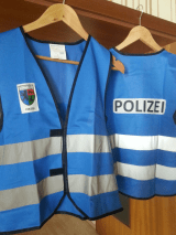 Polizei-Uniform