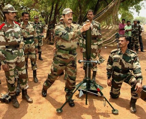 MOHANLAL MILITARY
