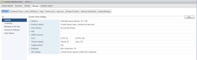 Enable/Disable certificate checking on Esxi Host – Virtual Reality