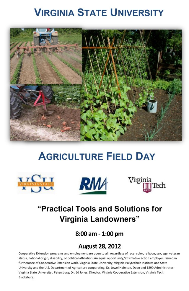 Agriculture Field Day