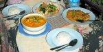 Жареный рис с карри