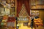 Сладости в магазине La Cure Gourmande