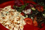 Курица в чесночно-сливочном соусе