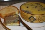 Новогодний стол: паштет из гусиной печени с мадейрой