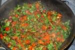 Жарка овощей